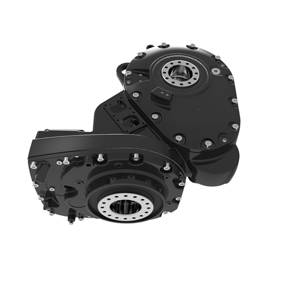 Customized gearboxes: SP191
